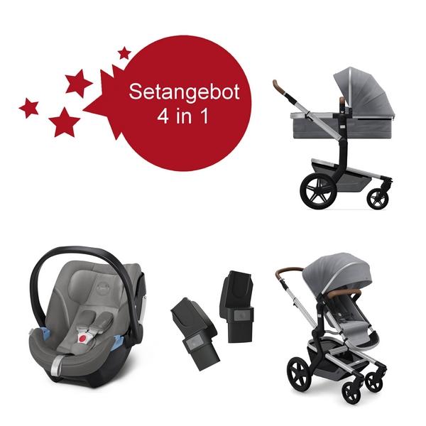 Joolz-Day-Kombikinderwagen-Setangebot-mit-Aton-5-Babyschale-Gorgeous-Grey-600px