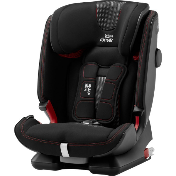Britax Römer ADVANSAFIX IV R Kindersitz - Air Black