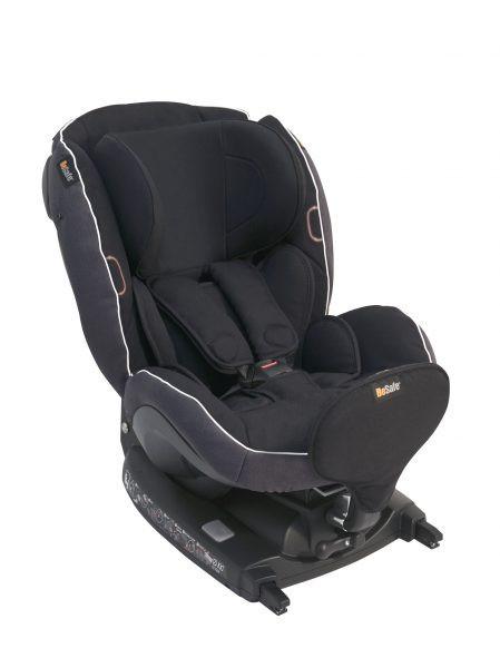 BeSafe iZi Kid i-Size X2 Reboarder - Black Cab
