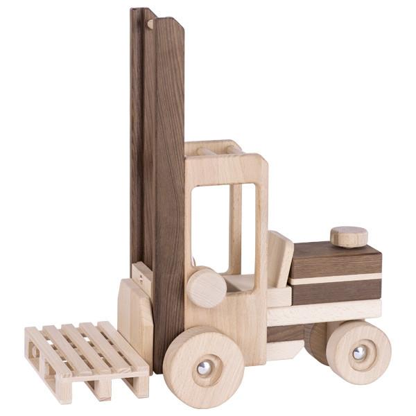 GoKi Spielzeugauto - Kipper - Goki Nature