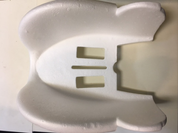 Besafe Ersatzteil Styropor Rücken- und Schulterbereich für iZi Go X1