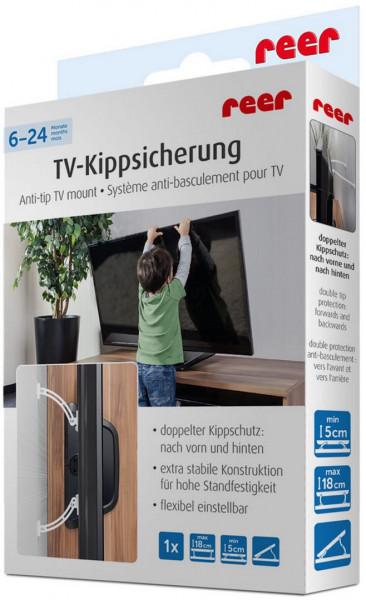 Reer TV-Kippsicherung