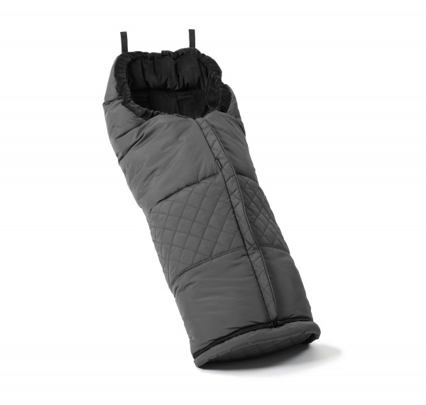 Emmaljunga Fußsack für Flat Sitz 2021- Lounge Grey