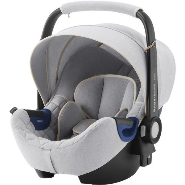 Britax Römer Baby-Safe2 i-Size Babyschale - Nordic Grey