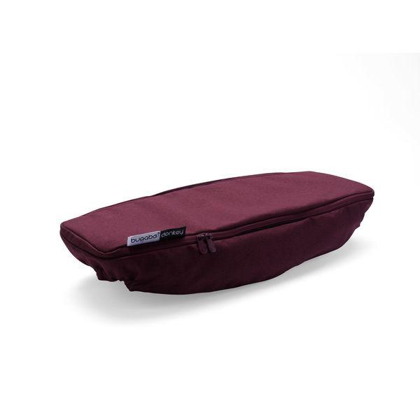 Bugaboo Donkey2 Abdeckung seitliche Gepäcktasche - Red Melange