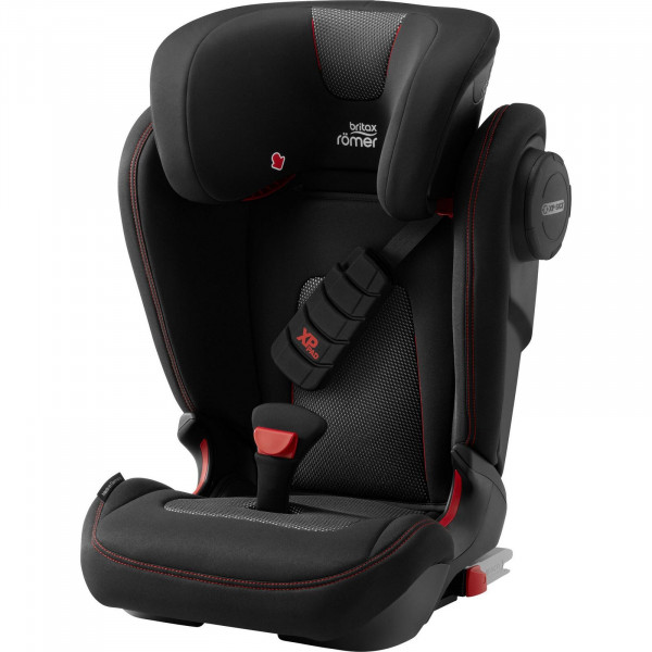 KIDFIX III S - Cool Flow - Black