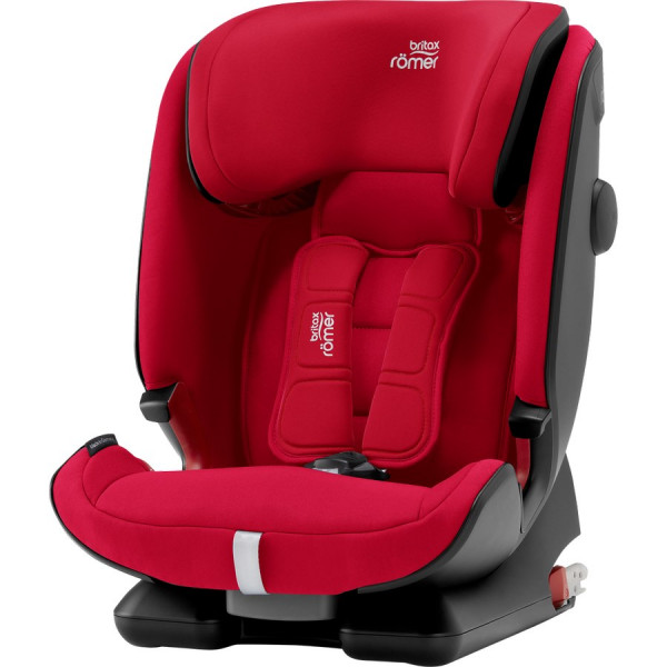 Britax Römer ADVANSAFIX IV R Kindersitz - Fire Red