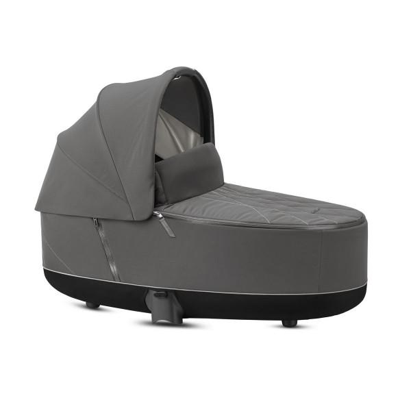 Cybex PRIAM Lux Kinderwagenaufsatz - Soho Grey