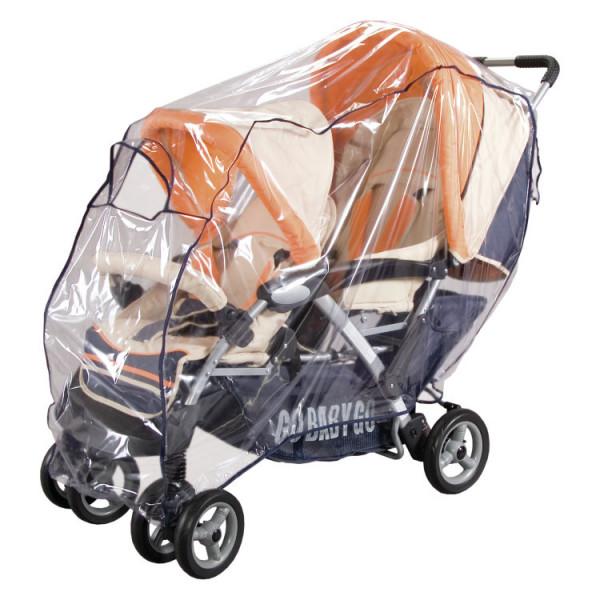 Sunny Baby Regenverdeck für Tandemsportwagen