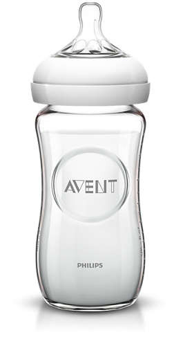 Philips Avent AntiKolik Naturnah Glasflasche 240ml