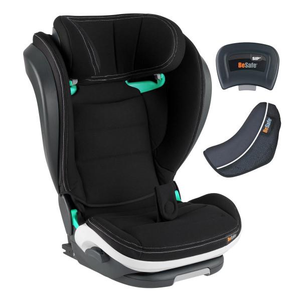 BeSafe iZi Flex FIX i-Size Kindersitz- Premium Car Interior Black