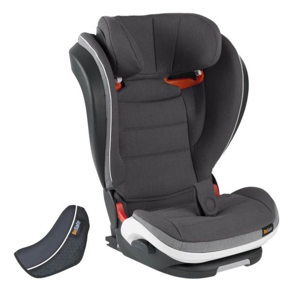 BeSafe iZi Flex FIX i-Size Kindersitz - Metallic Melange
