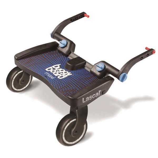 Lascal Buggyboard Maxi Mitfahrbrett - Blau