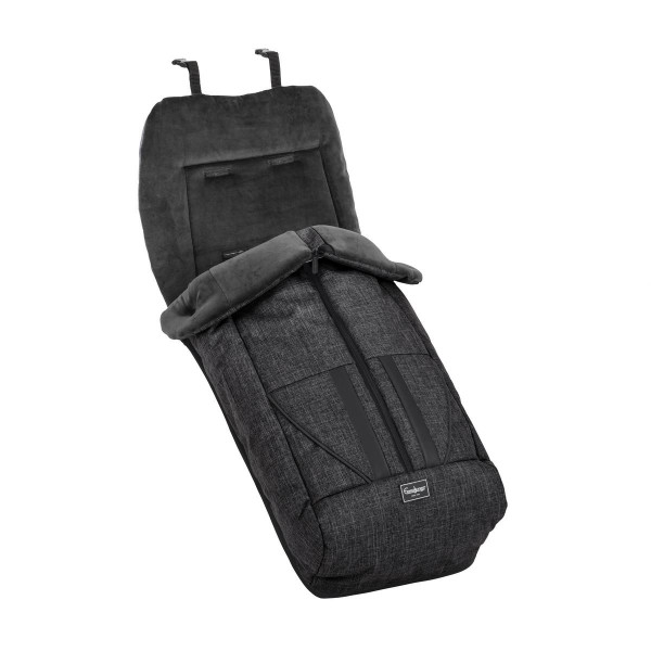Allround Fussack Lounge Black Eco