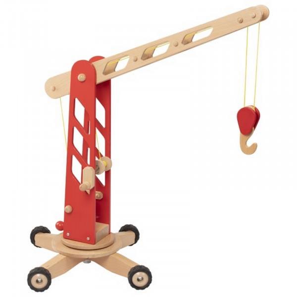 GoKi Spielzeugauto - Drehkran