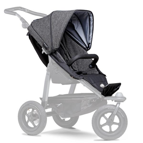 TFK Mono Sportkinderwagensitz- Einhang- Premium Anthrazit