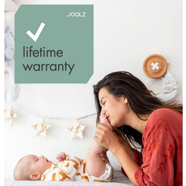 Joolz Lifetime Warranty