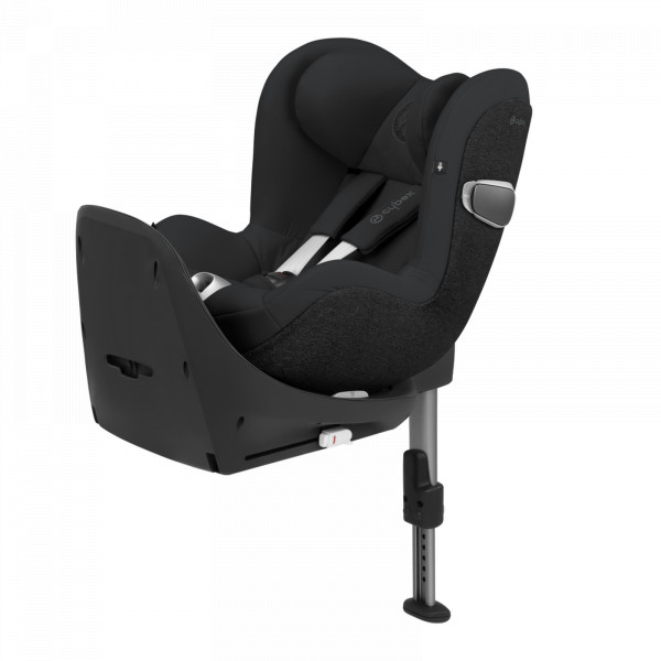 Cybex Sirona Z i-Size Kindersitz - Deep Black