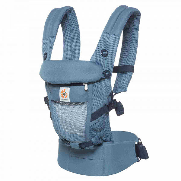 Ergobaby ADAPT 3-Positionen Cool Air Mesh - Oxford Blue