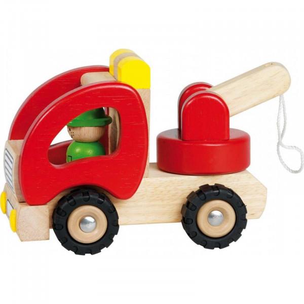GoKi Abschleppwagen aus Holz