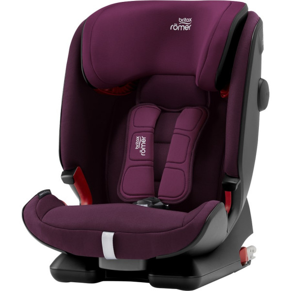 Britax Römer ADVANSAFIX IV R Kindersitz - Burgundy Red