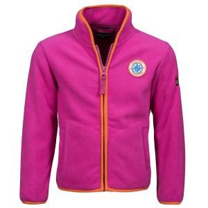 "Trollkids ""Kids Oppdal Jacket"" - Dark Pink"