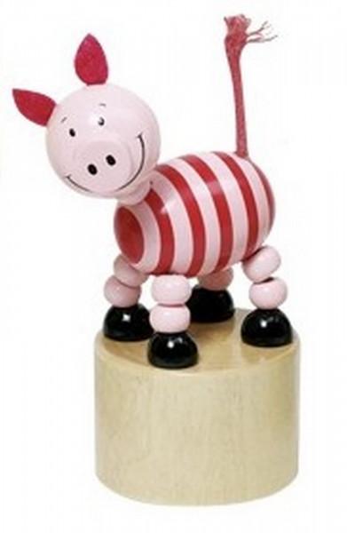 GoKi Wackelfiguren - Schwein