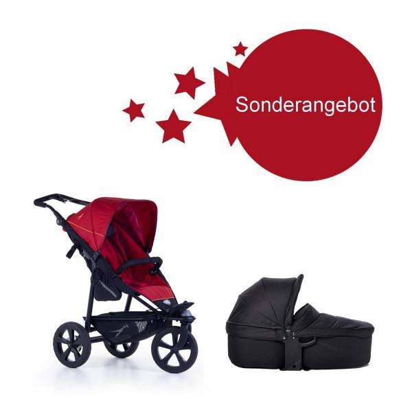 TFK Sonderangebot- Joggster Trail 2 Kombikinderwagen