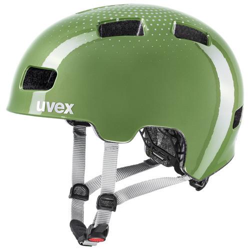 Uvex Kinderhelm hlmt 4- Moss Green