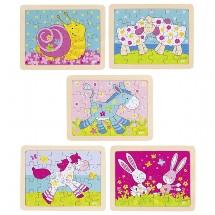 GoKi Einlegepuzzle - Susibelle