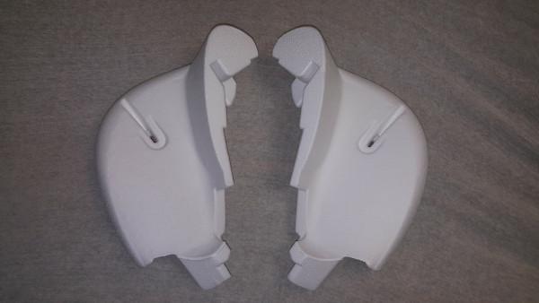 Besafe Styropor Sitzbereich links+rechts für Combi/Comfort/Kid/Plus
