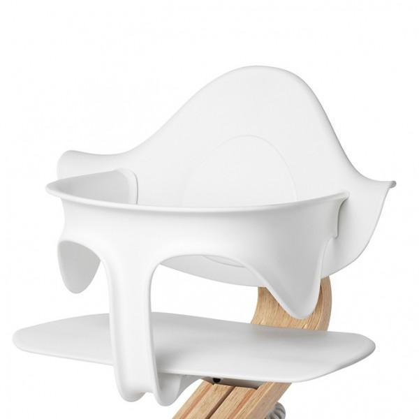 Nomi Hochstuhl Mini Sicherheitsbügel - Weiß
