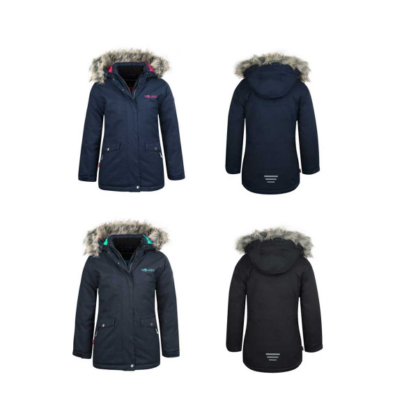 "Trollkids ""Girls Oslo Coat XT"" Wintermantel"