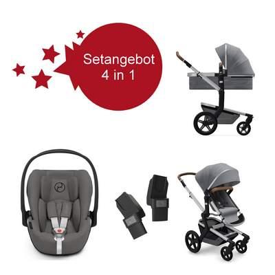 Joolz-Day-Kombikinderwagen-Setangebot-mit-Cloud-Z-Babyschale-Gorgerious-Grey-400px