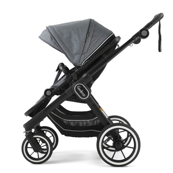 Emmaljunga NXT90 Kinderwagen mit Sitzteil Ergo
