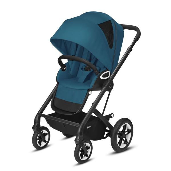Cybex Talos S Lux BLK Kinderwagen- River Blue