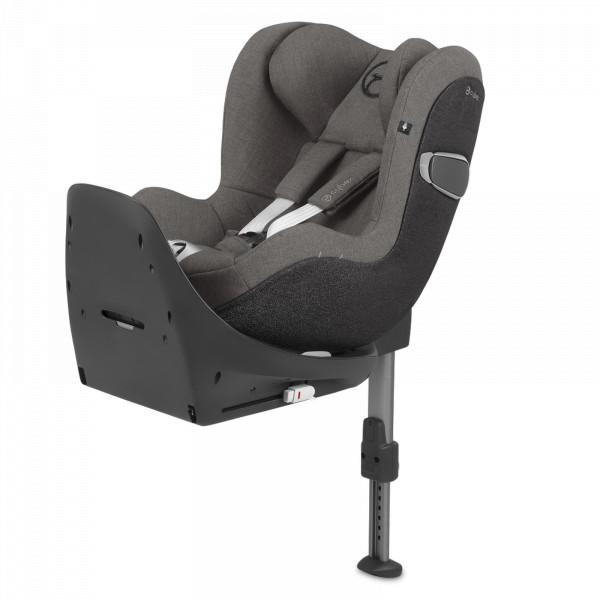 Cybex Sirona Z i-Size Kindersitz - Soho Grey Plus