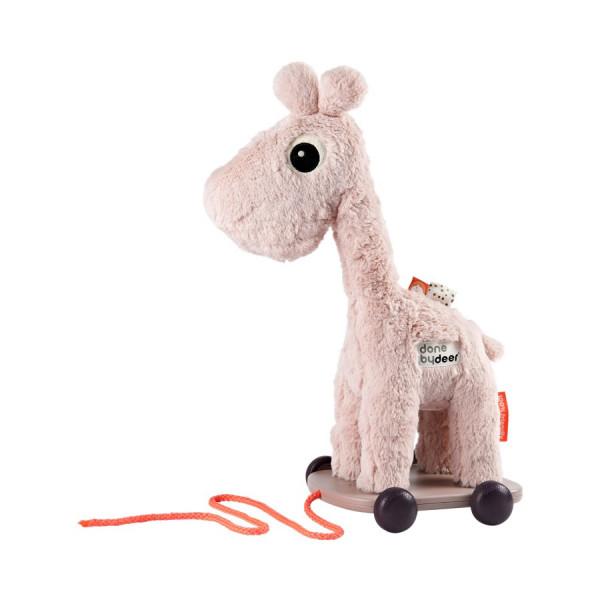 Done by Deer Spielzeug zum Nachziehen - Raffi Powder