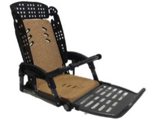 Naturkind Lux Sitzeinheit mit Kork ohne Spielbügel