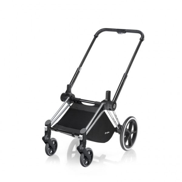 Cybex PRIAM Gestell inkl. Radset Light - Chrome