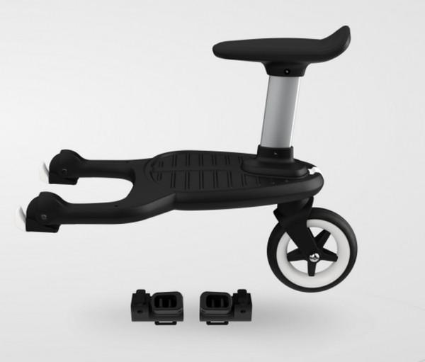 Bugaboo Komfort Mitfahrbrett Adapter für Bee3