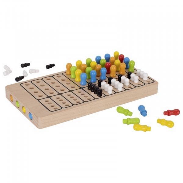 GoKi Master Logic Spiel
