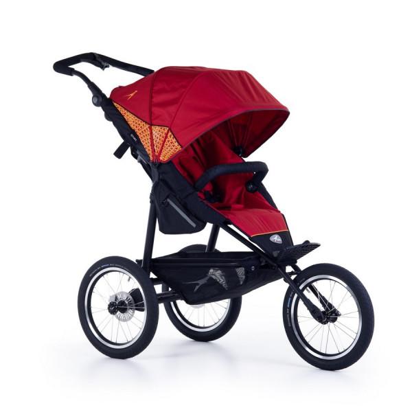 TFK Joggster Sport 2 Kinderwagen - Tango Red