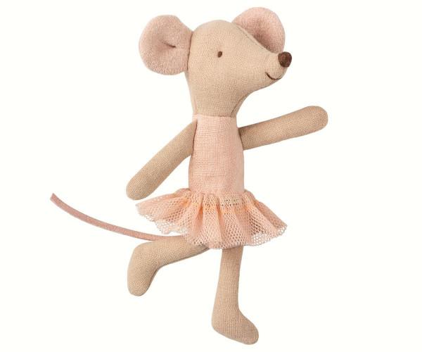 Maileg Mouse Kleine Schwester-Ballerina