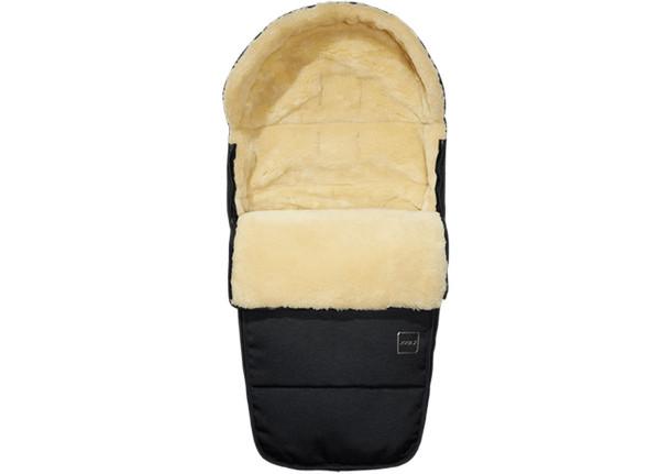Joolz Uni2 Polar Fußsack - Schwarz