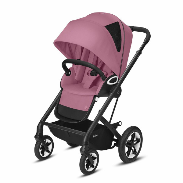 Cybex Talos S Lux BLK Kinderwagen- Magnolia Pink