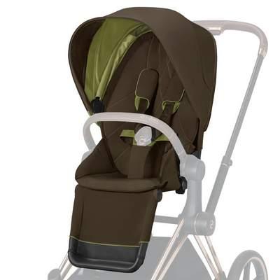 Cybex-ePriam-Kinderwagen-Klassik-Farbe-2020-Khaki-Green-400px