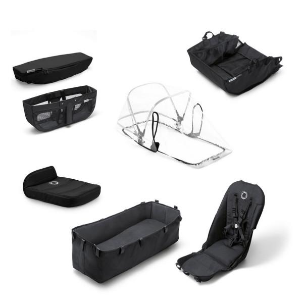 Bugaboo Donkey2 Style Set - Black