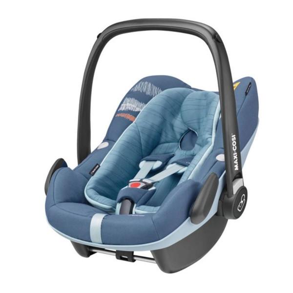 Maxi Cosi Pebble Plus Babyschale - Frequency Blue