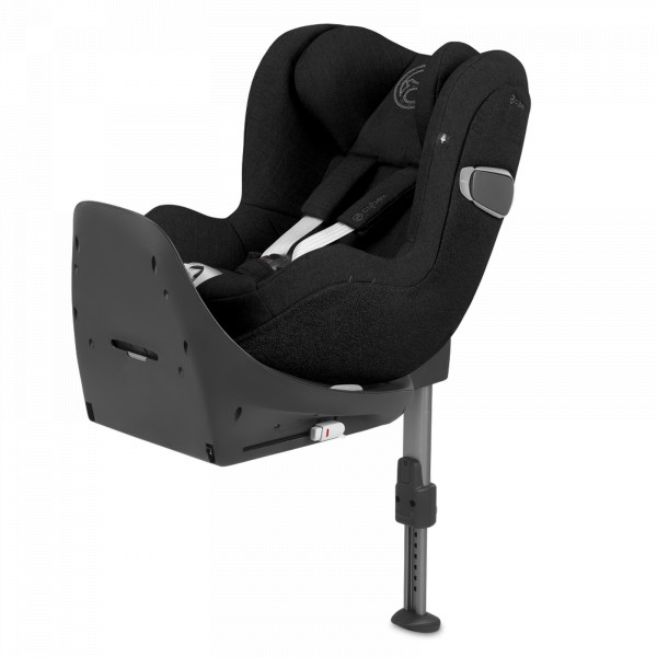 Cybex Sirona Z i-Size Kindersitz - Deep Black Plus